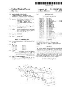 MDGS Patent